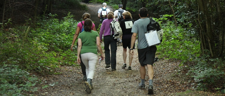 Surrey Care Trust Walking