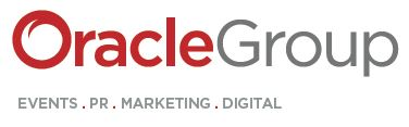 Oracle group logo with strapline